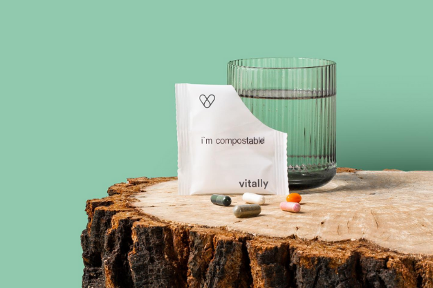 Vitally Compostable Packaging